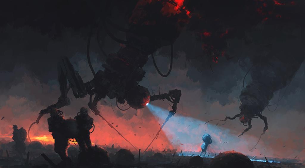 Roboty w robocie? To nie musi tak wyglądać. Autor ilustracji: Rostyslav Zagornov